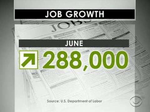 Unemployment rate drops to six-year low