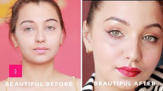 25000 INR /- Worth Make up |Gigi Hadid Inspired Tutorial | Chanel | Huda beauty | Mac | Bobbi brown