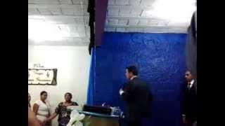 Pregação Assembleia de Deus pq Cocaia...andre fernandes
