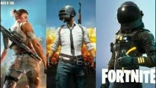 RAP DE PUBG VS FORTNITE VS FREE FIRE