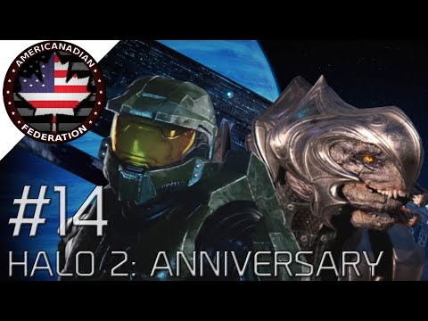 Halo 2: Anniversary [Part 14] The True Side of Truth (Gravemind)