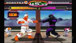Furu Furu Park Nintendo Wii Gameplay - Fight!