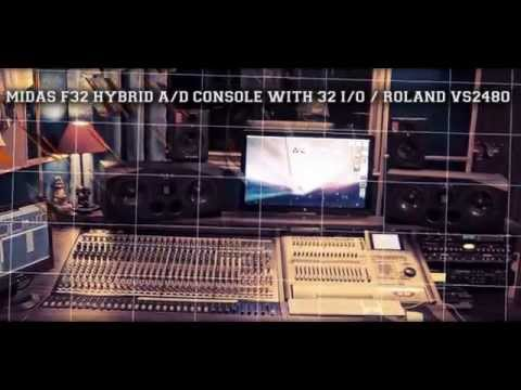 CLASSIC AUDIO WORKSTATION DARJEELING  PROMO