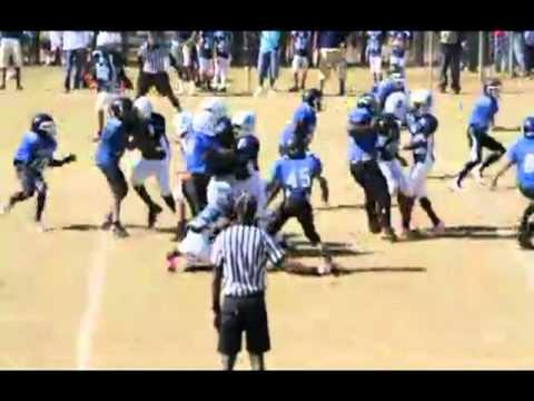 Austin Williams 10U Meadowcreek Youth Football #4