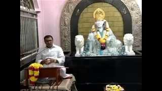 Shri Shirdi Saibaba Satsangam@Nellore by Sri Allu Bhaskar Reddy(28-Dec-14)