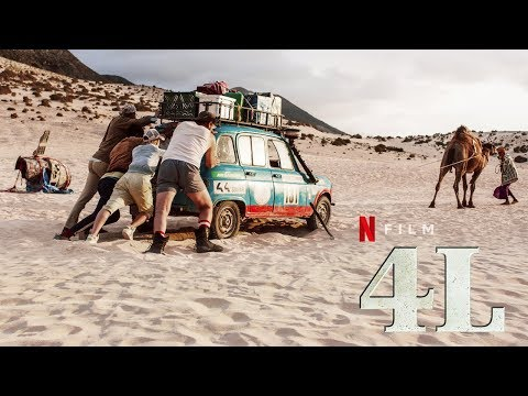 4L (4 Latas) Netflix Trailer