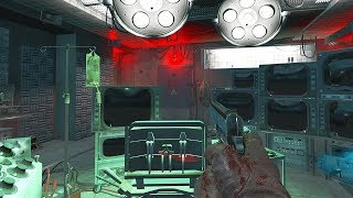 BO1 INTERROGATION ROOM! This map is amazing...   (Call Of Duty Custom Zombies)