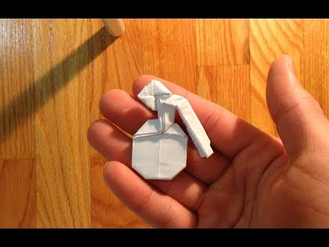 Origami grenade