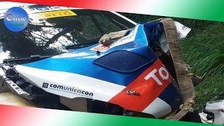 INCIDENTE PAOLO ANDREUCCI A BAJARDO: E' GRAVE / Il campione di rally non è in pericolo di vita