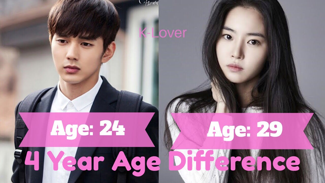 Dating in korea age difference