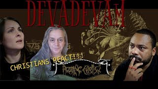 Christians React To Rotting Christ Devadevam!! (And Tina!!!)
