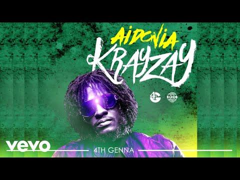 Aidonia - Krayzay (Audio)