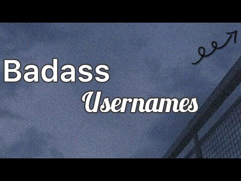 Top 20 best gaming usernames! from YouTube · Duration:  2 minutes 9 seconds