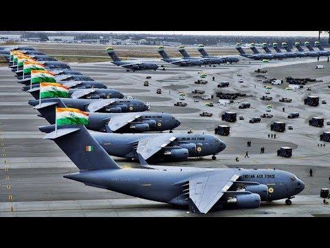 Pesawat Dan Helikopter Angkatan Udara India