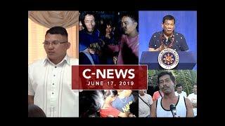 UNTV: C-News (June 17, 2019)