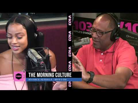 Kiyomi Leslie Spills The Tea On Her Latest Breakup With Bow Wow On The Morning Culture!