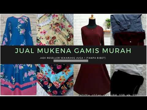 Jual Gamis Murah Terlaris di Malang, Model Gamis Terbaru, Reseller Gamis Murah - WA 082132560556