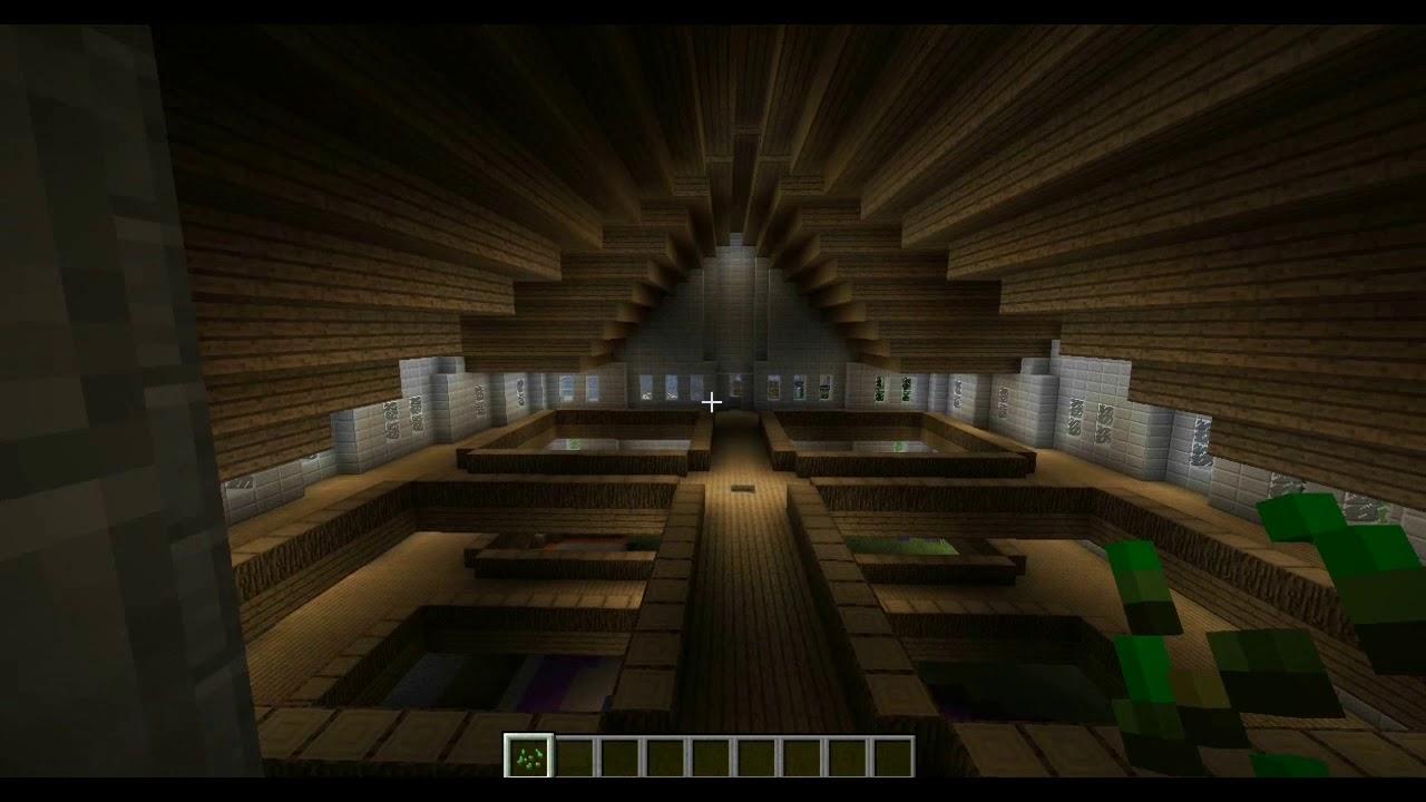 Minecraft Medieval House Schematic