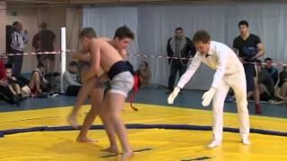 Краевой турнир по сумо прошел в Артеме