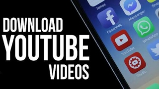 How to download youtube Videos on android devices