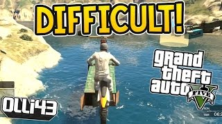 SO DAM DIFFICULT! Olli43 vs Geo23 - Episode 25 (GTA 5 Funny Moments)