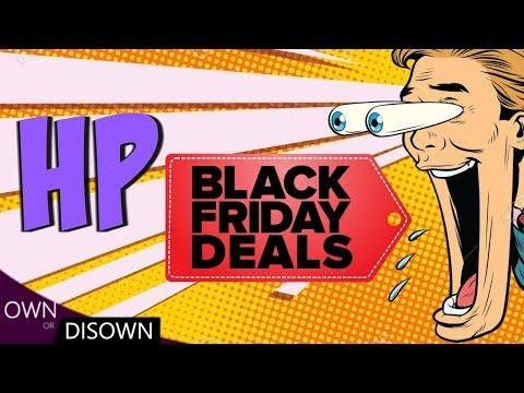 HP BLACK FRIDAY DEALS - LAPTOPS, DESKTOPS, ALL-IN ONES !