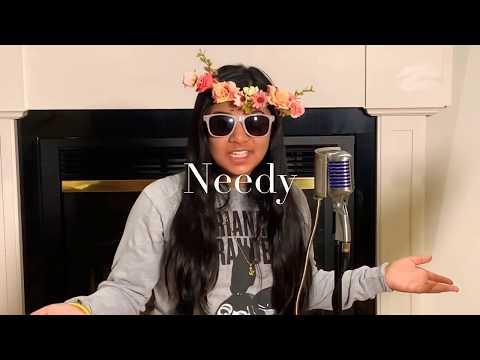 Ariana Grande -  NEEDY unreleased ( cover) Mp3