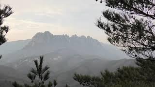 설악산 울산바위