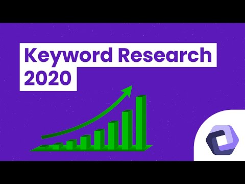 Keyword Research For SEO In 2020   Ultimate Guide