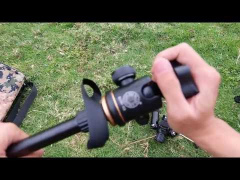 Đánh giá Chân máy ảnh Q999s Ver II