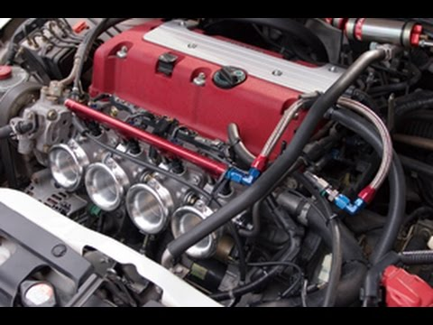 HONDA K20 SERIES ENGINES ARE AMAZING! - YouTube