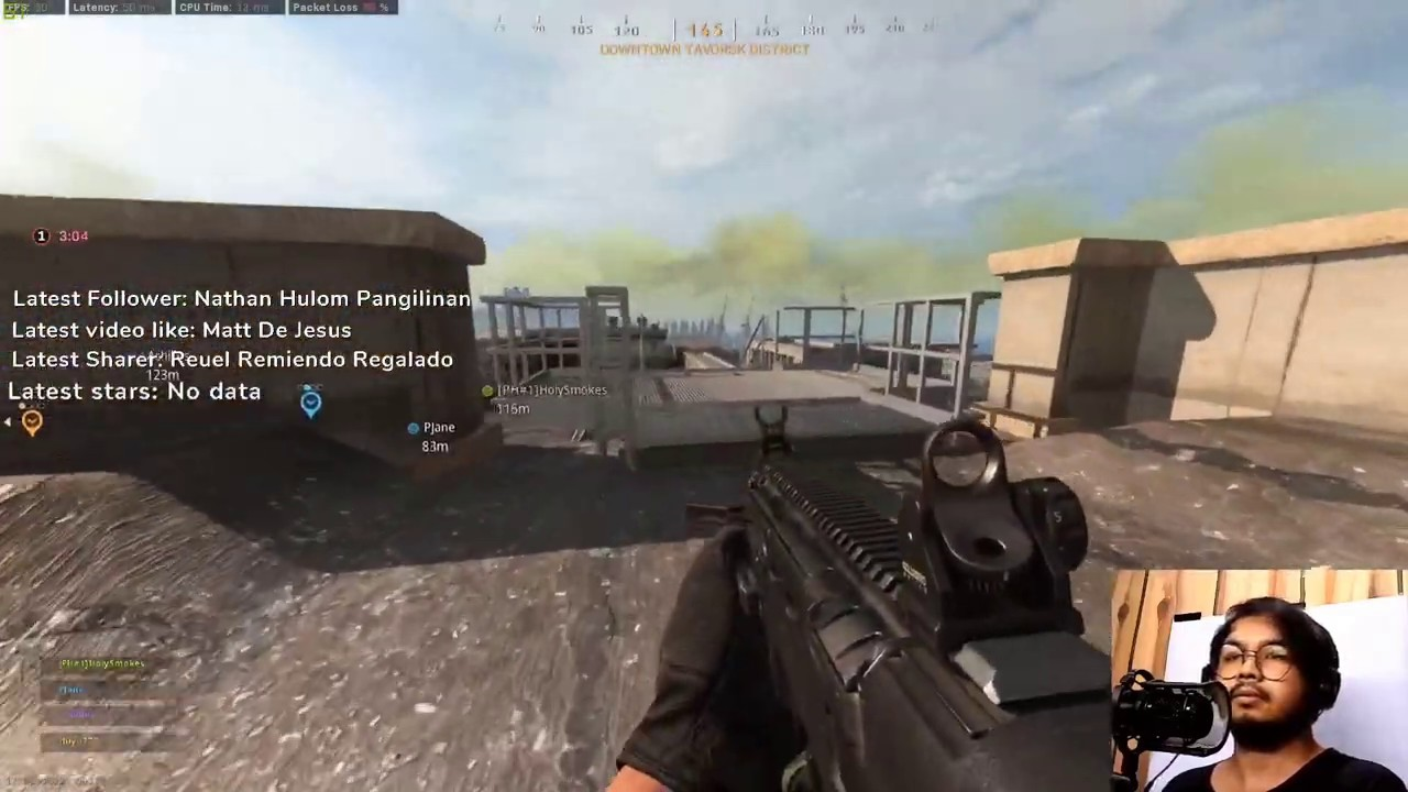 Warzone Cheater