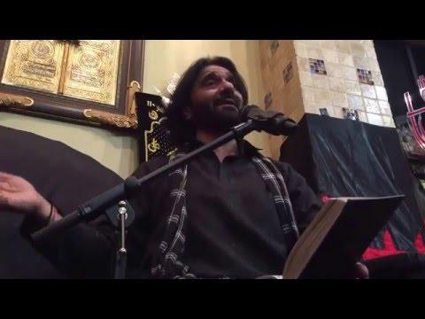 Nadeem Sarwar Jaffari Center Atlanta 1437/2015 Chalay Aao Aey Zawaro