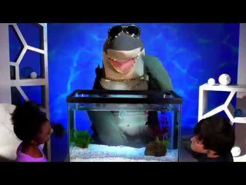 Hexbug aquabot seahorse jellyfish tvc youtube for Hex bugs fish