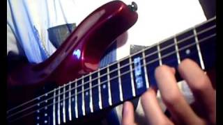 My Apocalypse - Escape The Fate - Guitar Cover ☺