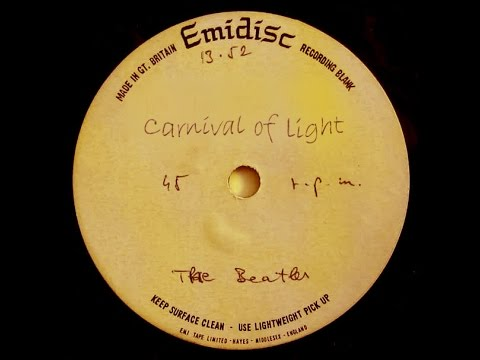 beatles carnival  light acetate surfaces youtube