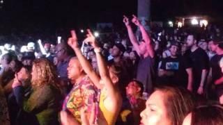 Snoop Dogg at AVA Amphitheater 2017