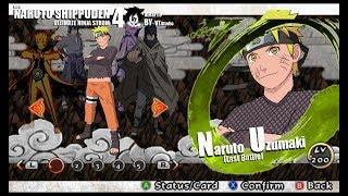 【MOD NSUNI】Mod Texture Naruto The Last Battle | PPSSPP | VT#51 !