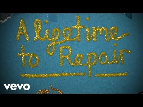 Kylie Minogue - A Lifetime to Repair (Lyric Video)
