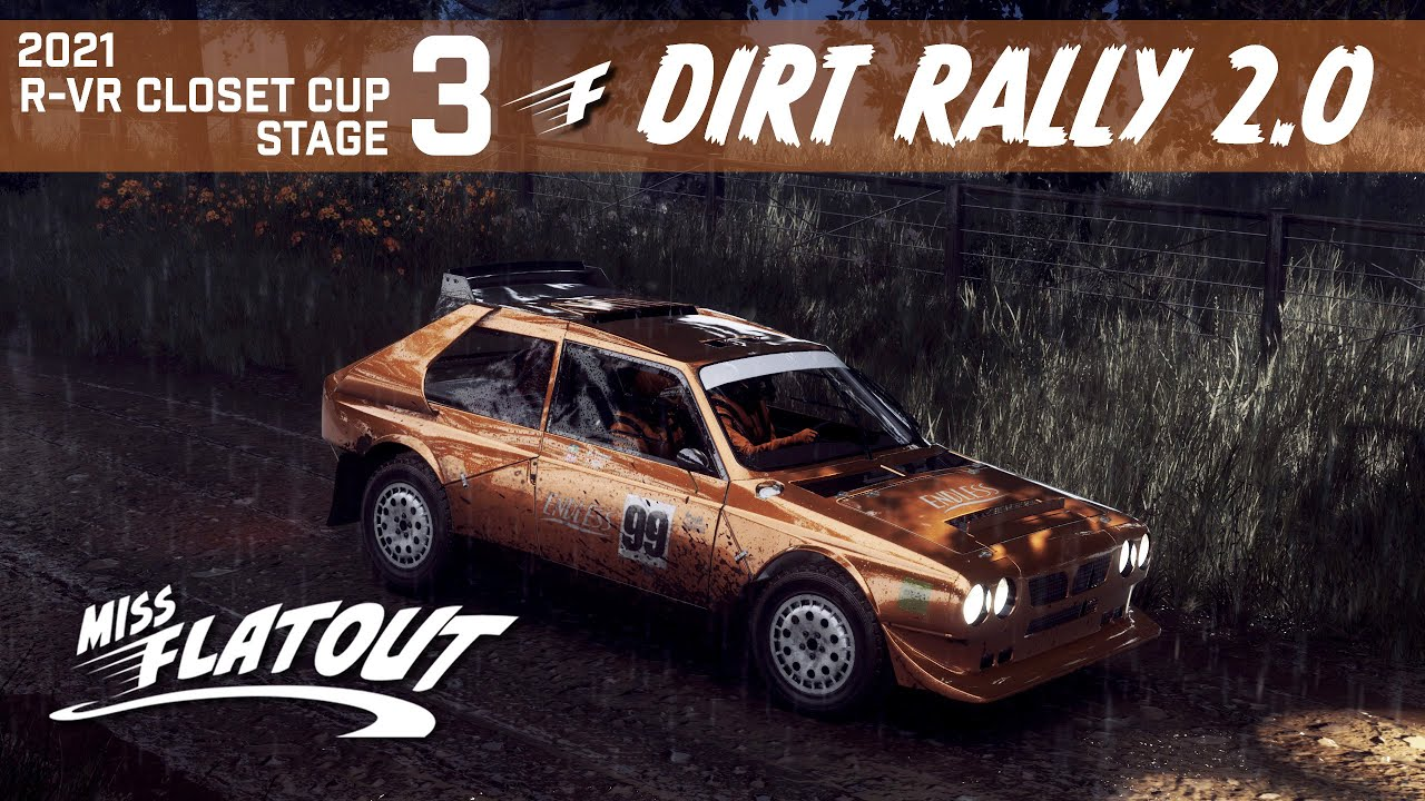 Dirt Rally 2.0 Miss Flatout