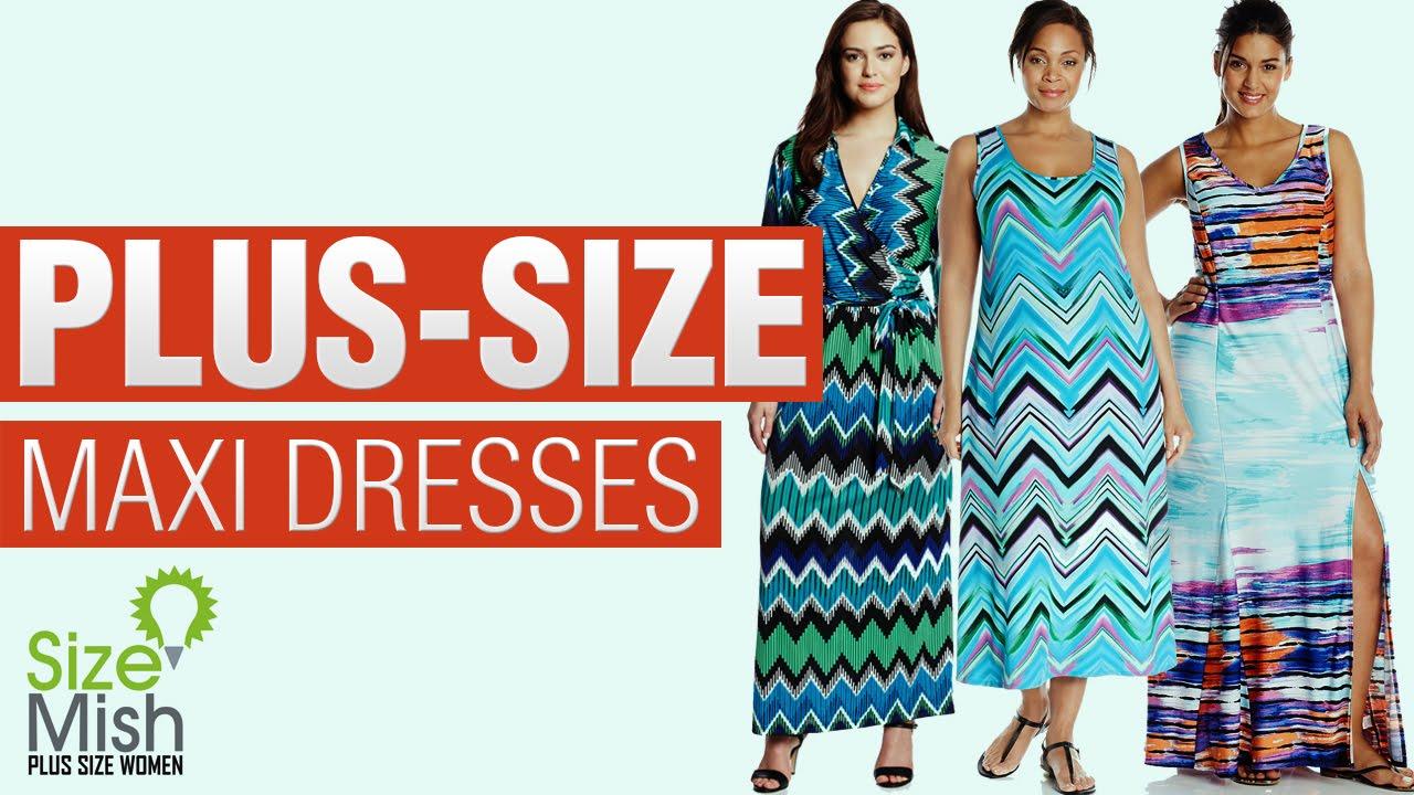 Sizemish - Sizemish Plus Size - Best Plus Size Maxi Dresses ...