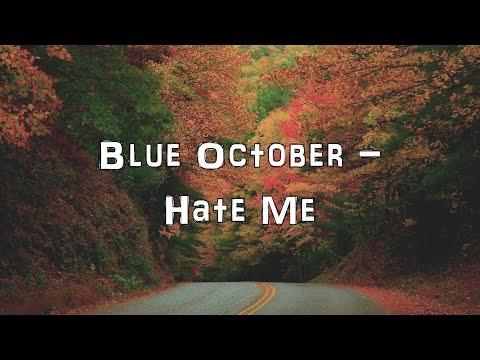 Blue October - Hate Me [Acoustic Cover.Lyrics.Karaoke]