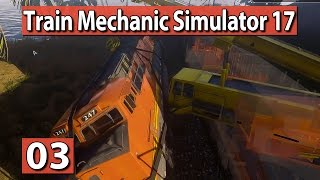 TRAIN Mechanic Simulator 2017 #3 ► ICH WARS NICHT! ► PREVIEW deutsch german