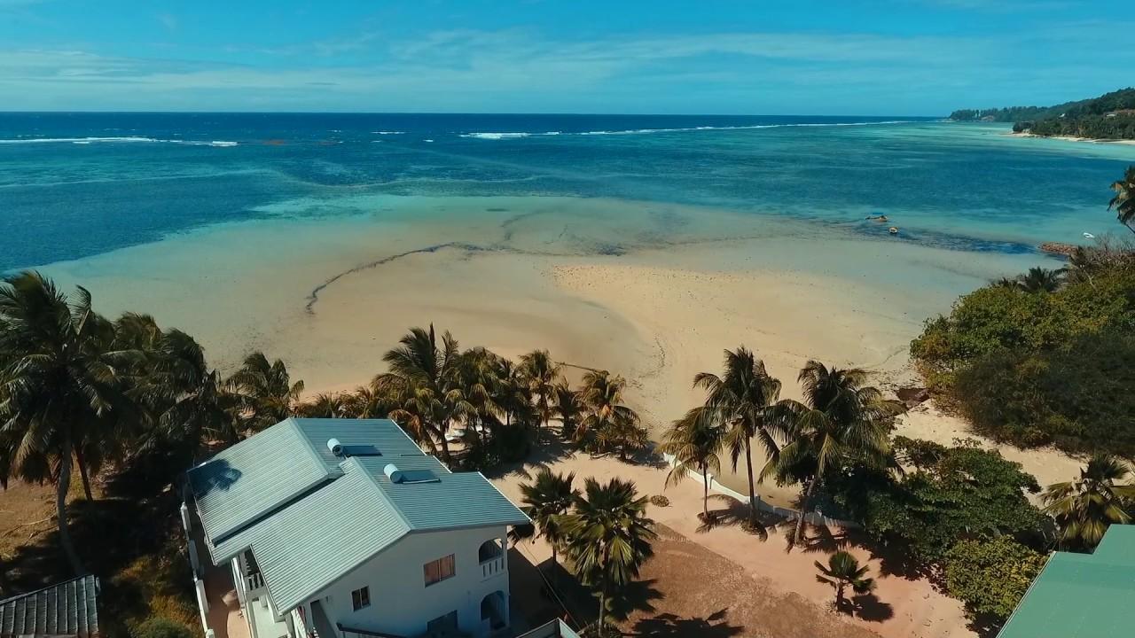 Seychelles Mahe Jamelah Beach Guesthouse