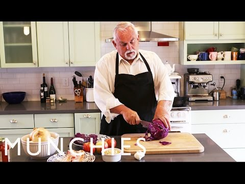 How To Make Cabbage & Bacon with Cheers Star John Ratzenberger