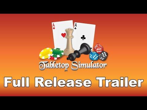 Tabletop Simulator Full Release Trailer