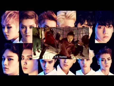 EXO-M Overdose Female Version With Download Link!! Korean & Chinese Ver.