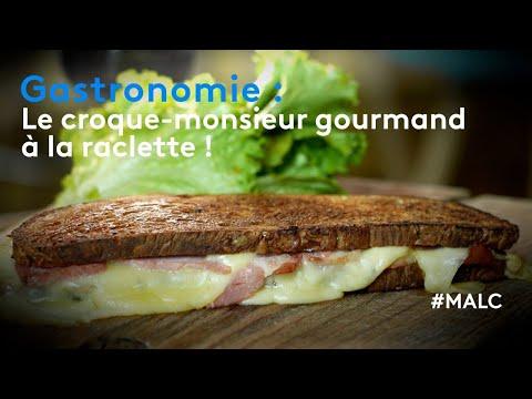 gastronomie-:-le-croque-monsieur-gourmand-à-la-raclette-!