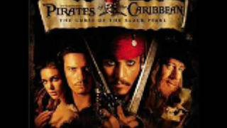 Pirates of the caribbean 1- barbosa is hungry