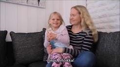 Lapsen keliakia: Mitä 6-vuotias ajattelee keliakiastaan?